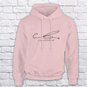 chemical a pink hoodie