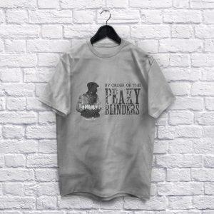 Peaky Blinders Grey T shirt