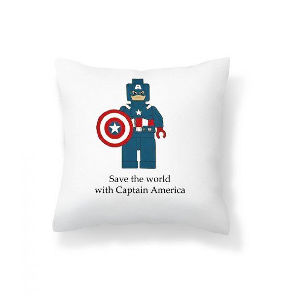 Captain America cushion