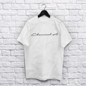 Chemical A White T-Shirt