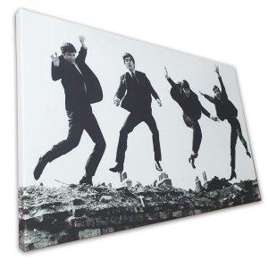 The Beatles Canvas 24x40