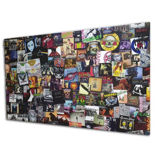 Music Album 40x24 canvas