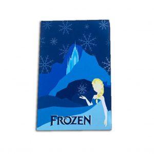 Frozen 8x12 Canvas Print